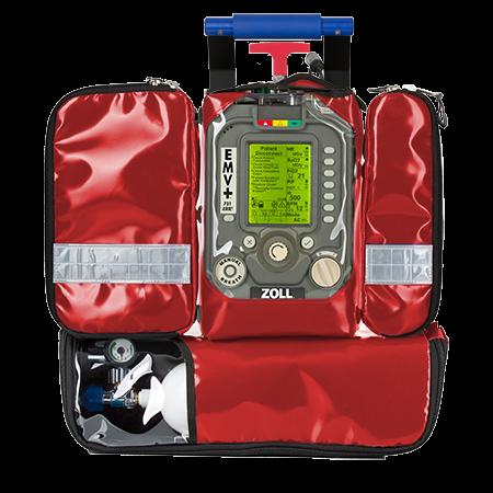 Module case Zoll EMV+®red