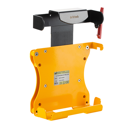 Wall Mount for defibtech without case
