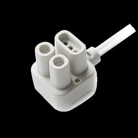ShockLink adapter CU Medical®, ResQ-Care