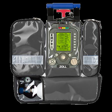 Module case Zoll EMV+® grey