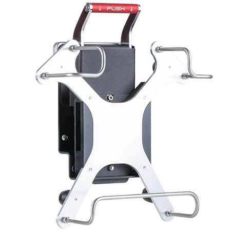 Wall Mount for CU-SP1 ResQ-Care with case