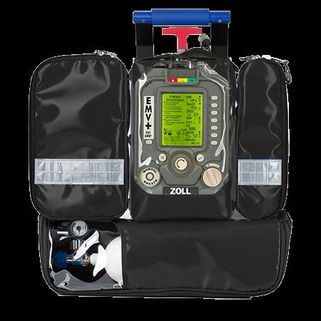 Module case Zoll EMV+®black
